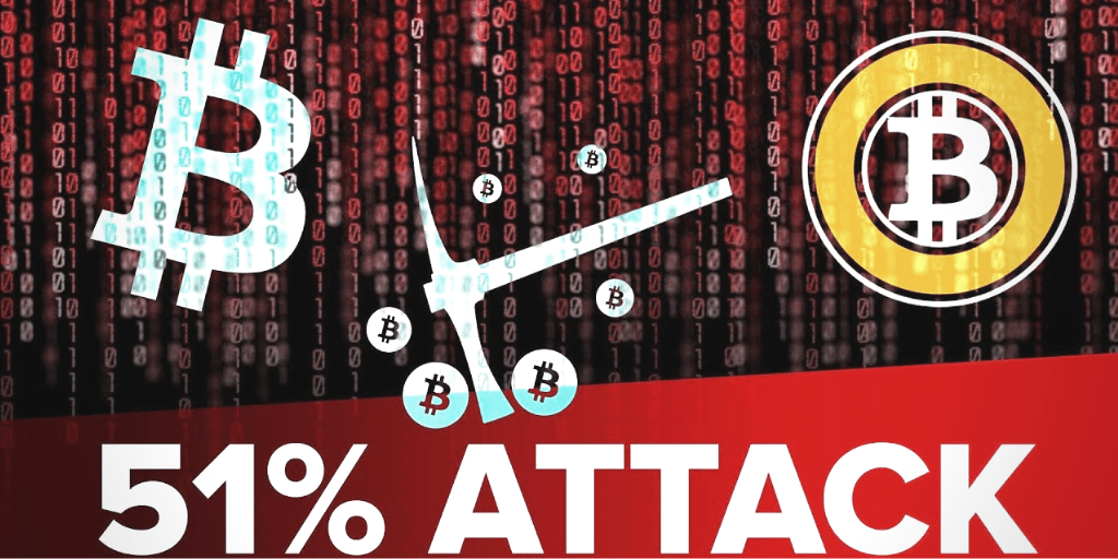 Bitcoin Cash Blockchain attack