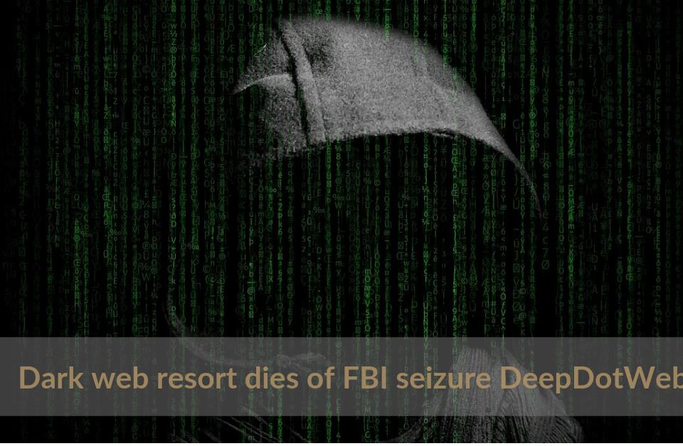 FBI seizure DeepDotWeb