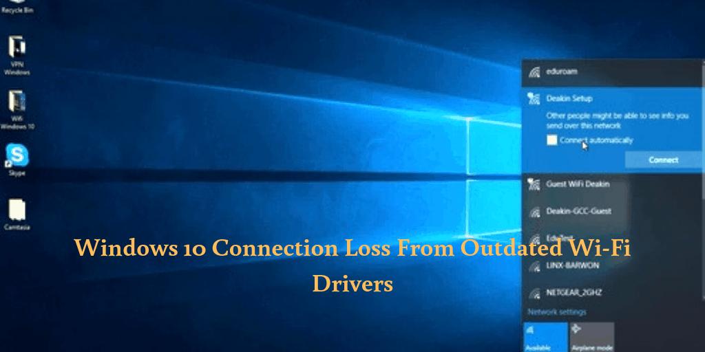 Windows 10 Wi-Fi Drivers