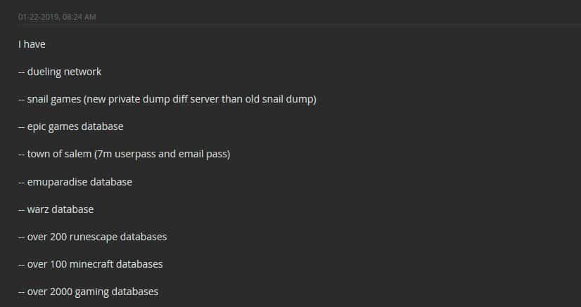 Emuparadise Database