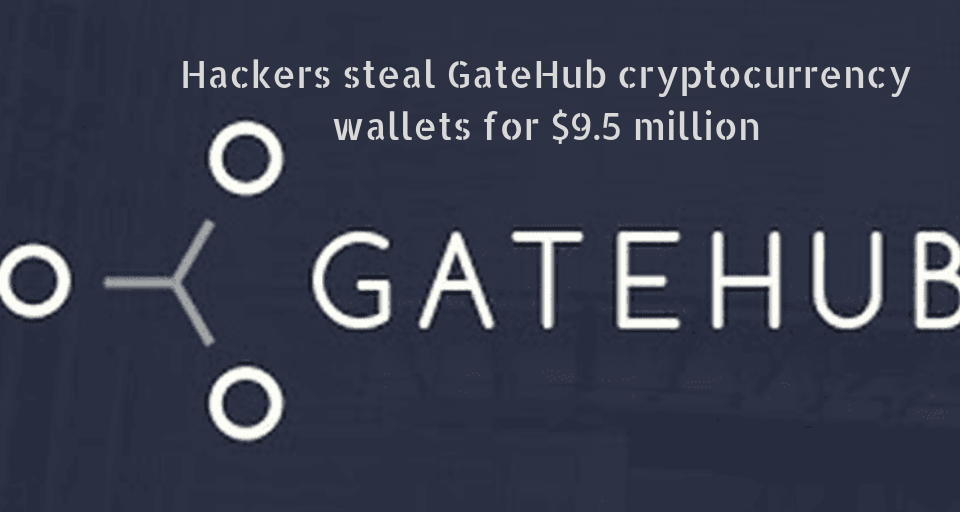 Hackers steal GateHub