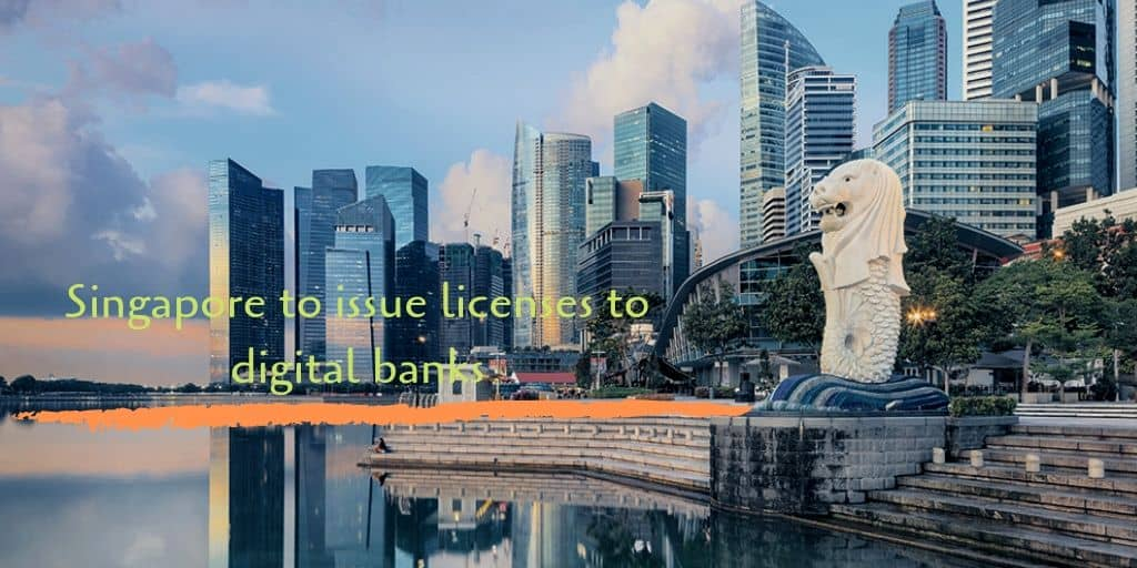 Singapore digital banks