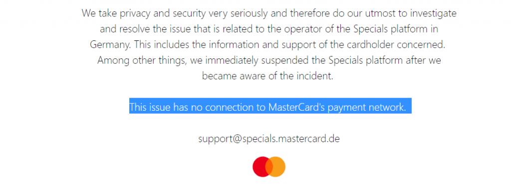 specials_mastercard_de message