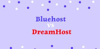 Bluehost vs dreamhost