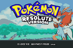 pokemon resolute cover