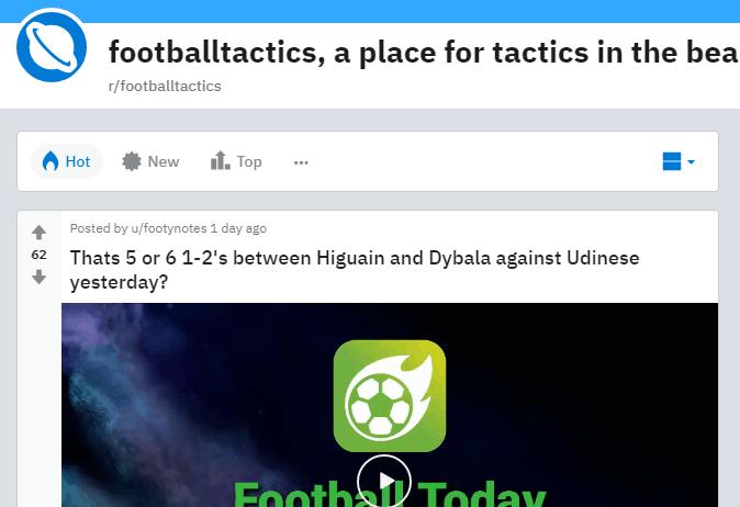 Football stream