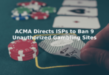 Ban gambling sites