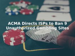 Ban gambling sites