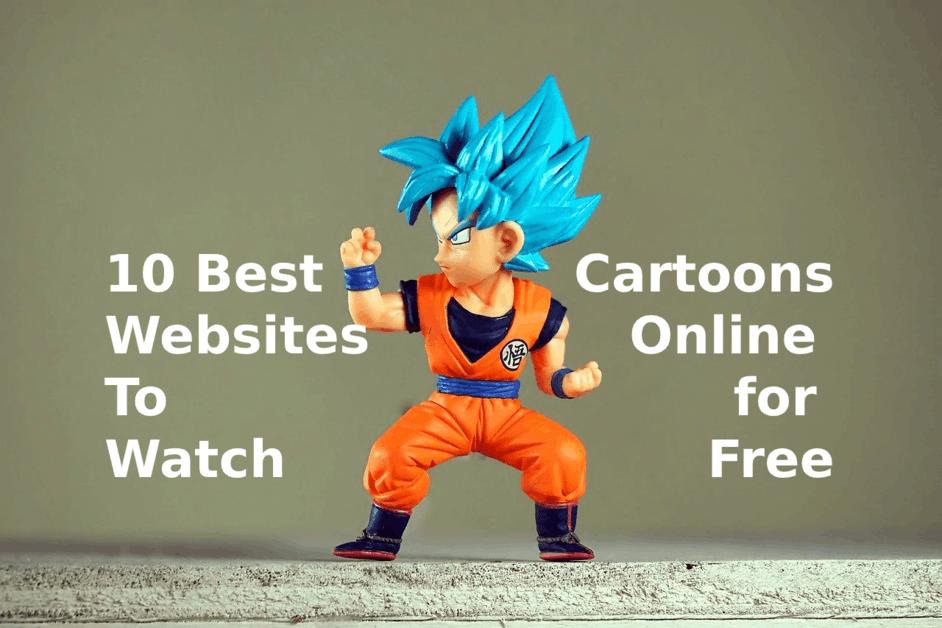 Top 10 Websites To Watch Cartoons Online For Free