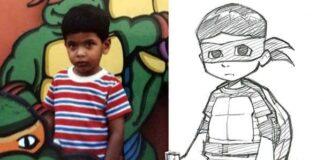 Photos into Cartoons