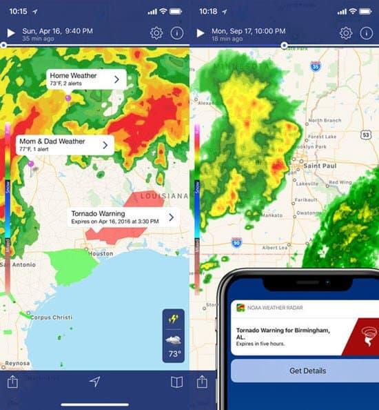 best-iphone-hurricane-tracker-app-noaa-weather-radar