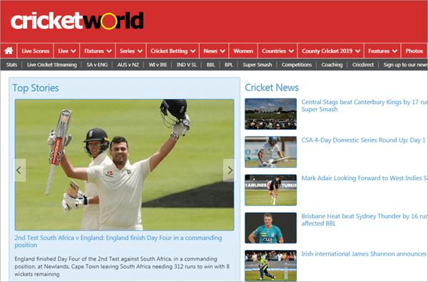 cricketworld
