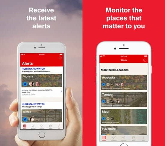 hurricane-by-american-red-cross-app-for-iphone