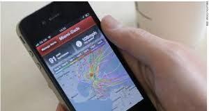 Hurricane Tracker Apps