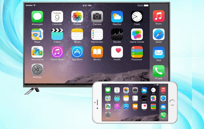 mirror iPad to Smart TV