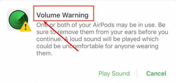volume-warning
