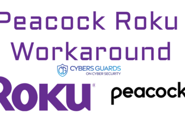 Peacock Roku Workaround